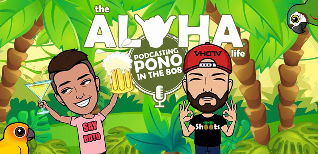 About Wayde & Mike – Living the Aloha Life – Podcasting on life in